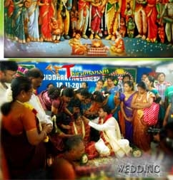 wedding photographer in madurai